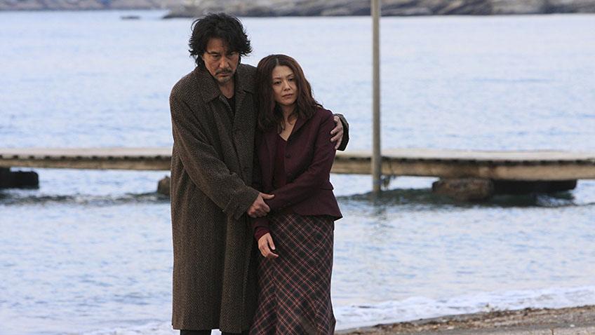 Kyôko Koizumi and Kôji Yakusho in Tokyo Sonata - Credit IMDB