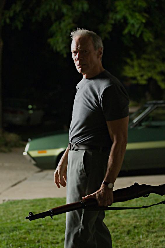 Clint Eastwood in Gran Torino - Credit IMDB