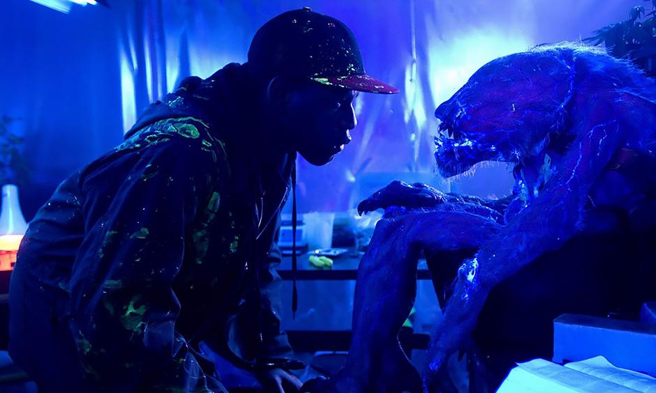 John Boyega in Attack the Block - Credit IMDB