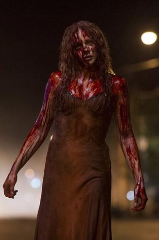 Chloë Grace Moretz in Carrie - Credit IMDB