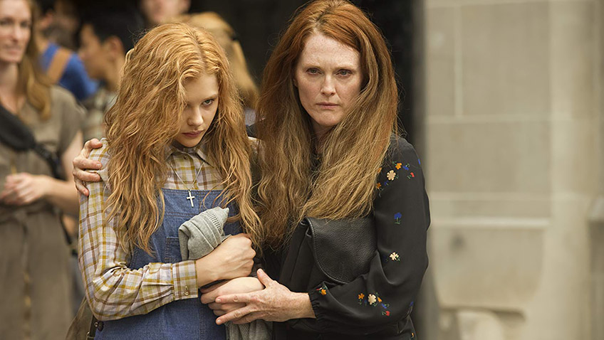Julianne Moore and Chloë Grace Moretz in Carrie - © 2012 Metro-Goldwyn-Mayer Pictures Inc. and Screen Gems, Inc. All rights reserved. **ALL IMAGES ARE PROPERTY OF SONY PICTURES - Credit IMDB