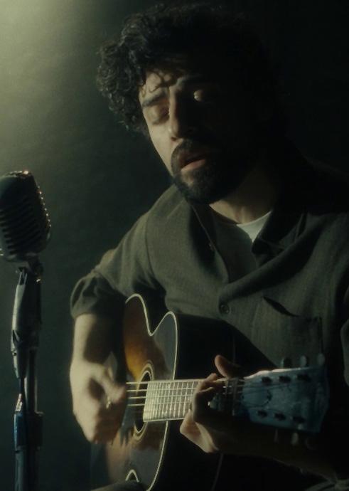 Oscar Isaac in Inside Llewyn Davis - Credit IMDB