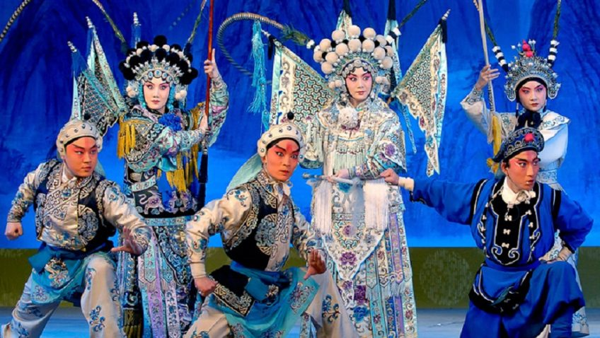 The Silk Road – a real spectacle of Chinese theatre