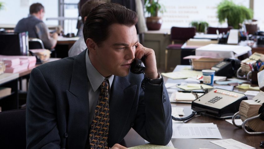 The Wolf on Wall Street brings Leonardo DiCaprio & Martin Scorsese together again