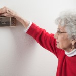 Third of over 55s in work struggling to afford to heat their homes