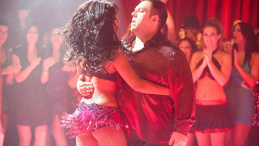 Nick Frost stars in a frenzy of comedy overweight dancing in Cuban Fury