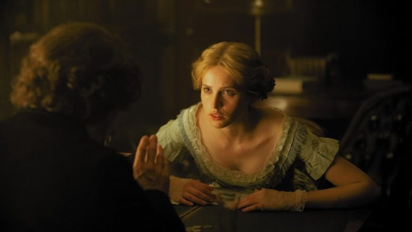 Ralph Fiennes stars in the period film The Invisible Woman
