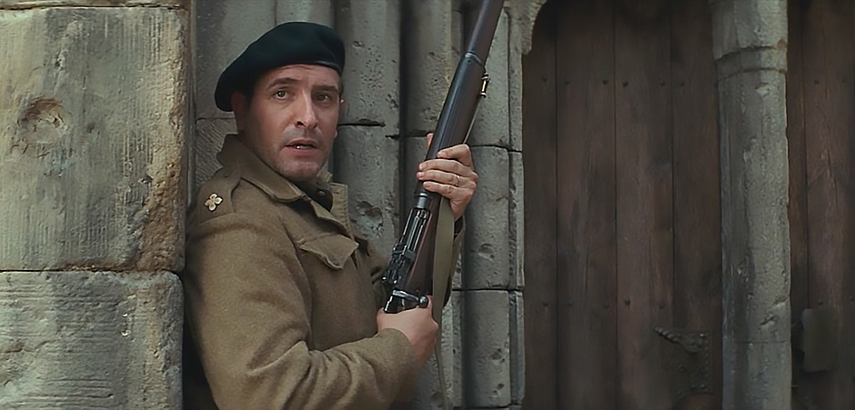 Jean Dujardin in The Monuments Men - Credit IMDB