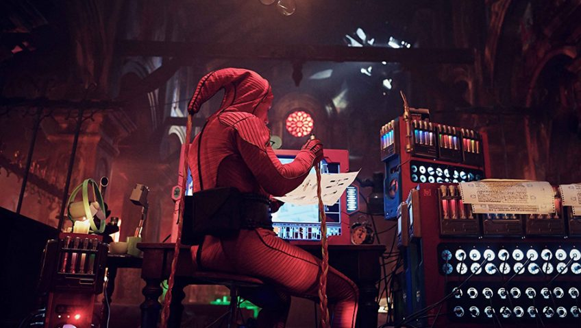 Visual wizardry in Terry Gilliam's The Zero Theorem