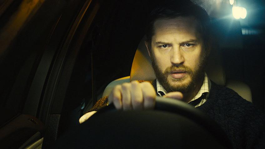 Tom Hardy in Locke - Credit IMDB