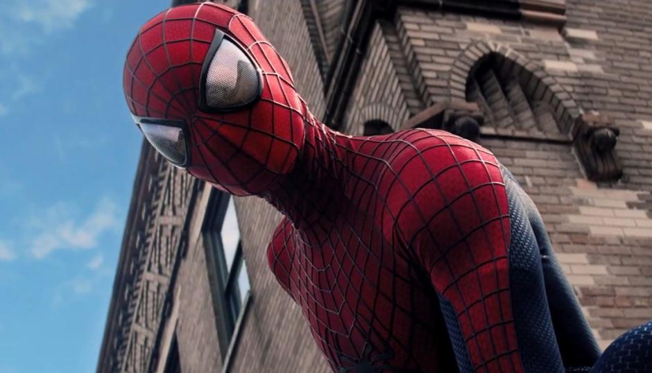 Andrew Garfield in The Amazing Spider-Man 2 - Credit IMDB