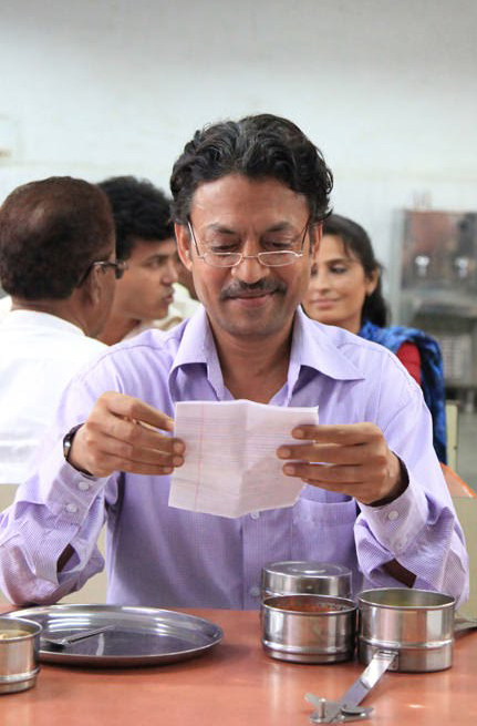Irrfan Khan in The Lunchbox - Credit YouTube