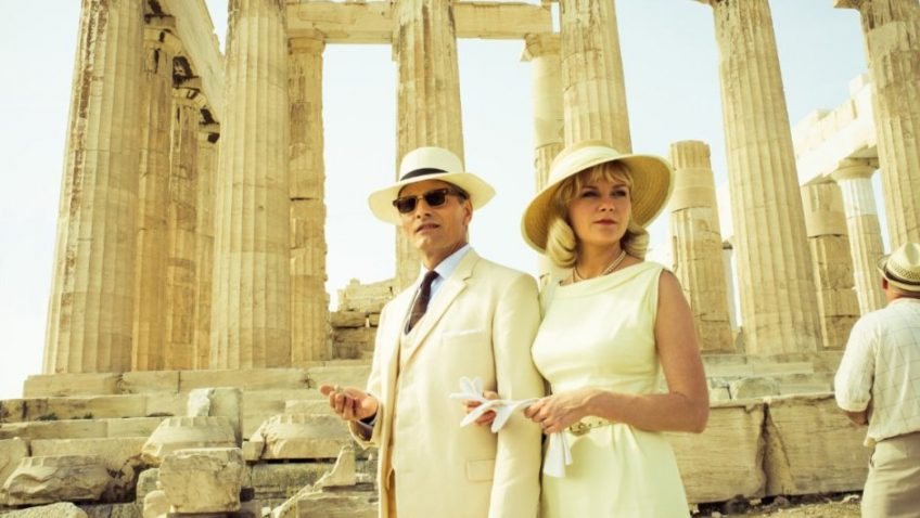 A satisfying psychological thriller of The Two Faces of January