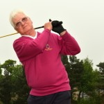 77-Year old Garfield gets back in the 'swing' in time for World Golf Month