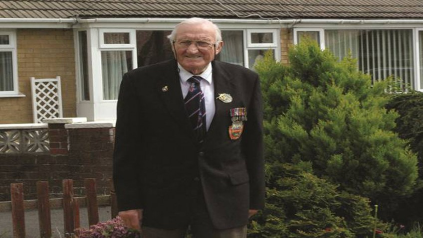 Blind Veteran recalls D-Day