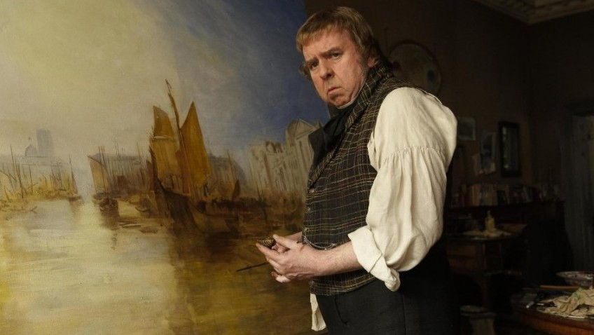 Mr Turner is a breathtakingly beautiful, meticulously produced biopic