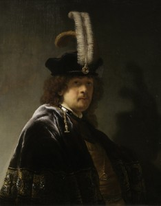 Rembrandt post cleaning by Brian Cleckner
