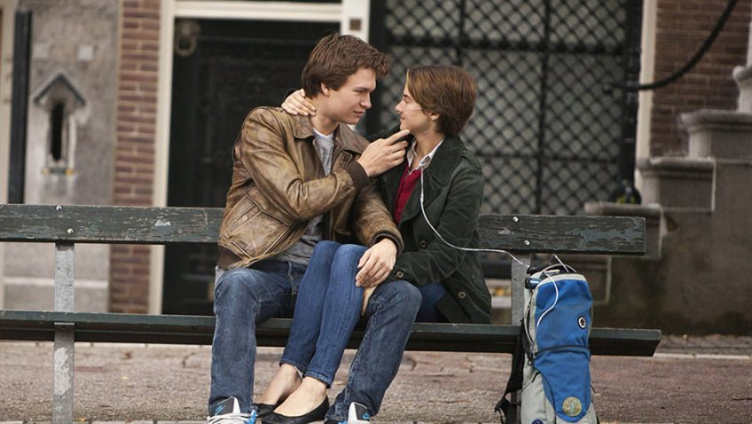 Wishes of endless love in The Fault of the Stars