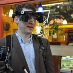 Smart glasses which help blind people 'see' win £500,000 funding