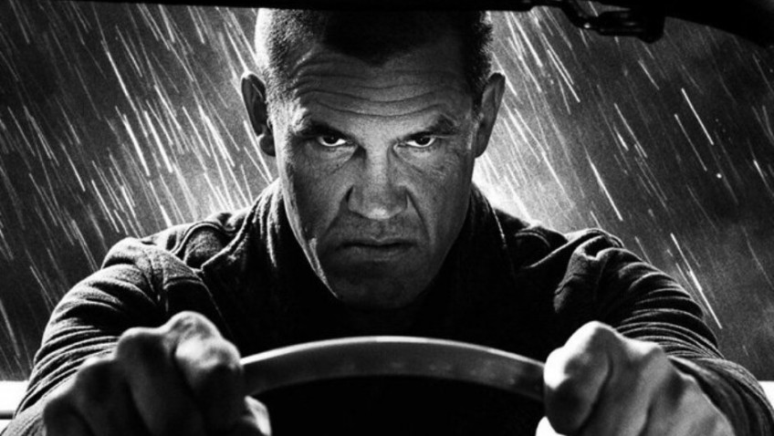 A nightmare of mythical proportion in Sin City 2: A Dame to Kill For