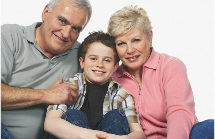 The ties that bind: Grandparents and their grandchildren