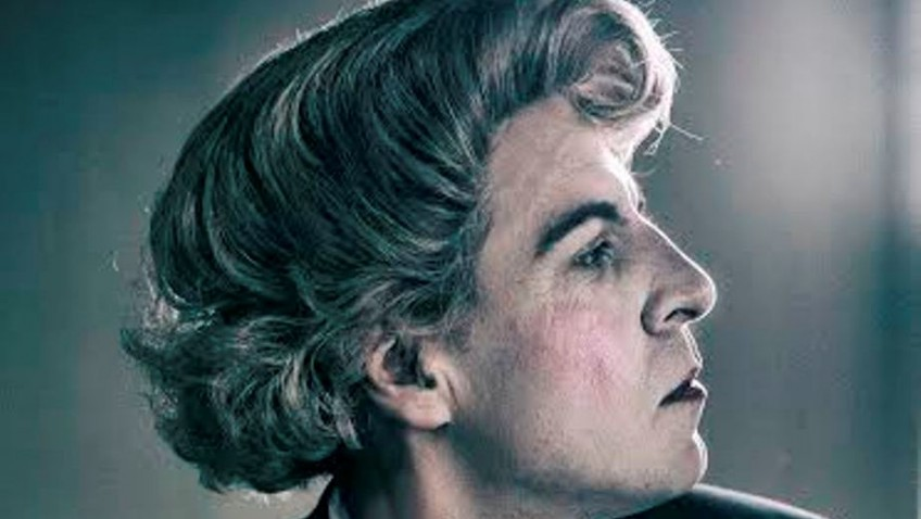 Quentin Crisp's script is witty, literate and erudite