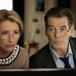 Emma Thompson and Piers Brosnan get a second chance at love