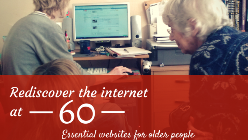 Essential websites for older people