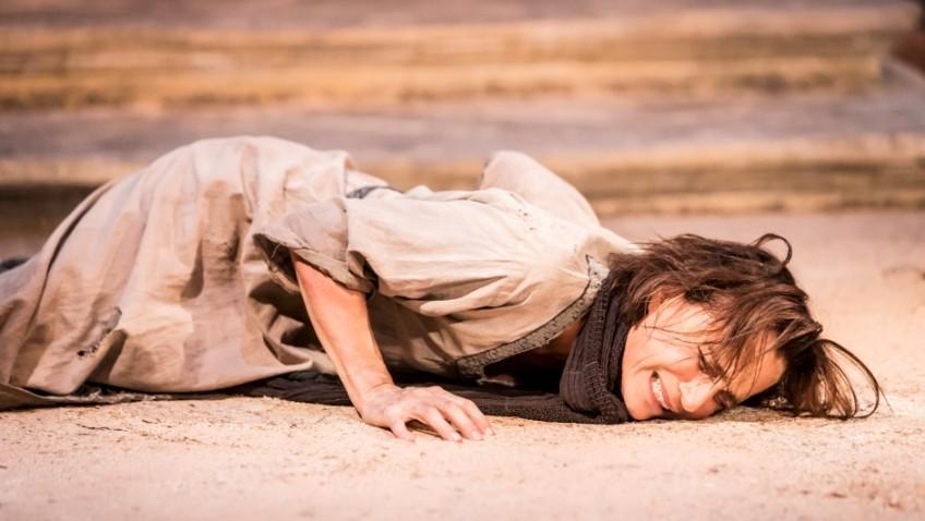 Kristin Scott Thomas in a famous Greek tragedy