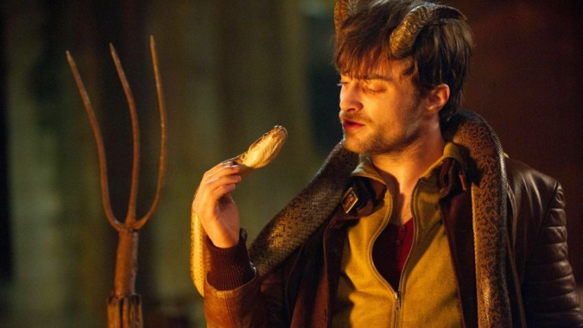 You will not find Horns boring – starring Daniel Radcliffe