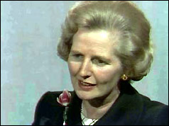 Margaret Thatcher old image