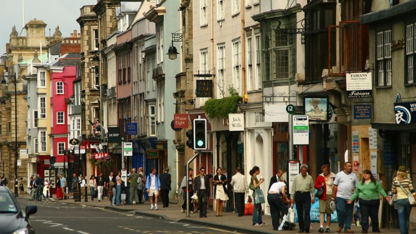 Is online shopping killing our high streets?