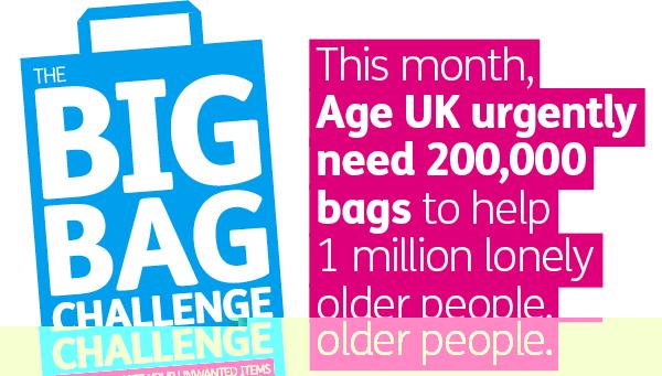 The Big Bag Challenge Digital Main Asset