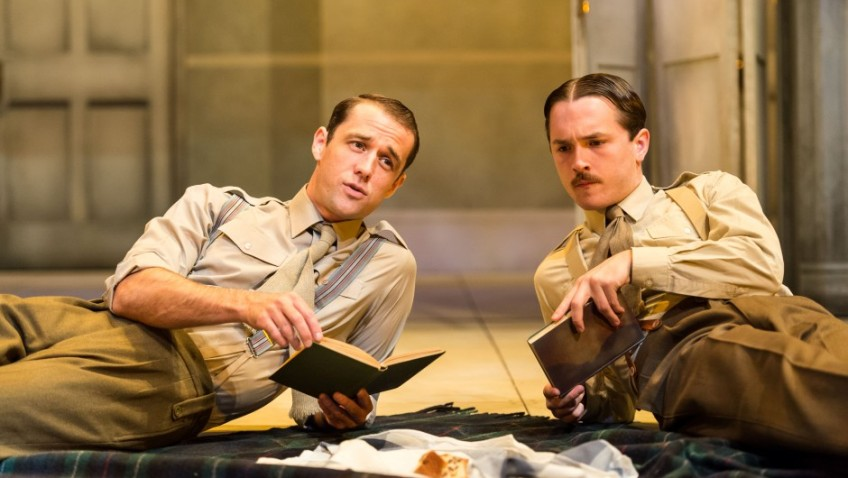 Pat Baker's anti-war novel is successfully adapted for the stage and touring