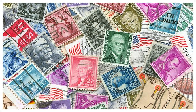 Send your stamps!