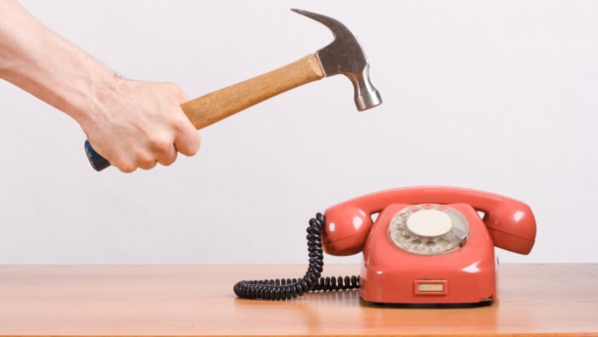 Survey reveals UK's top five nuisance calls of 2016
