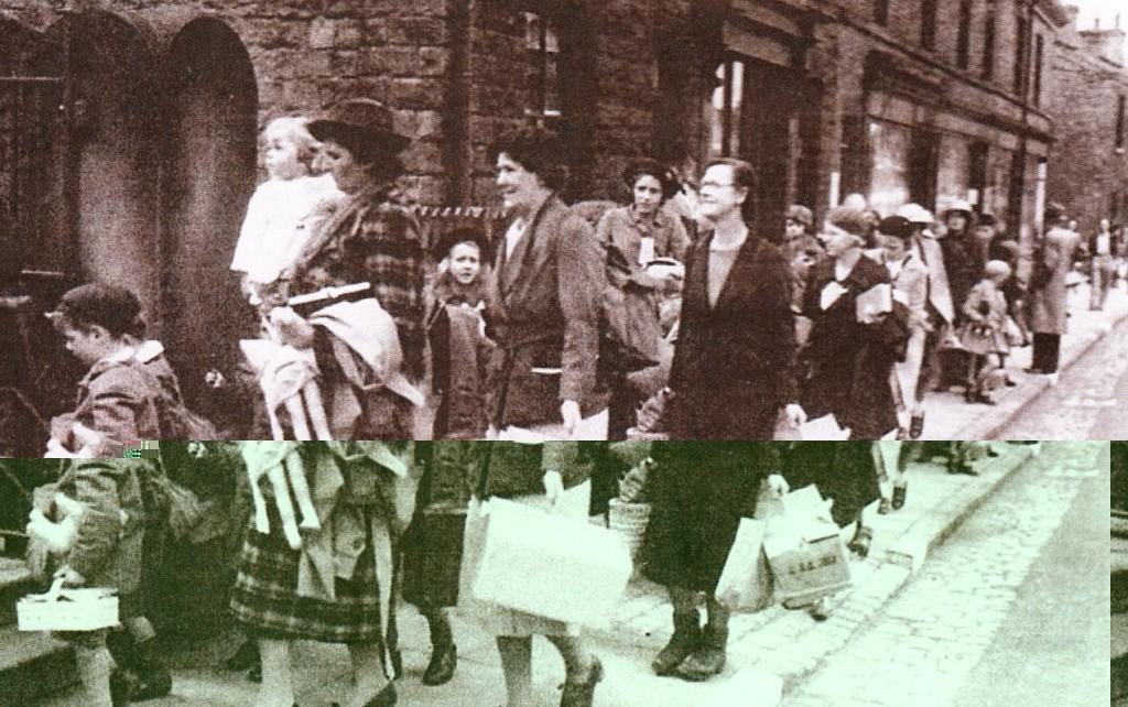 016 Disley evacuees arrival July1940 R Hammarskjold