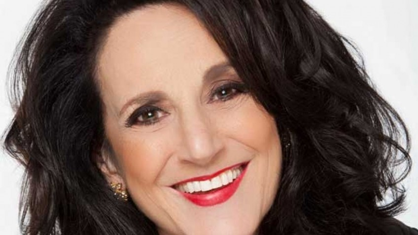 TV star Lesley Joseph gets crafty for The Big Knit