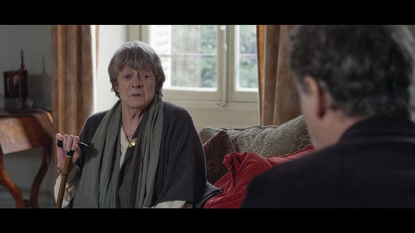 A rare great cast of over 50s starring Maggie Smith