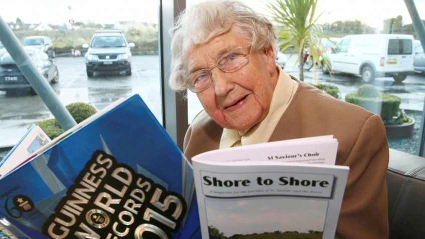 The world's oldest editor