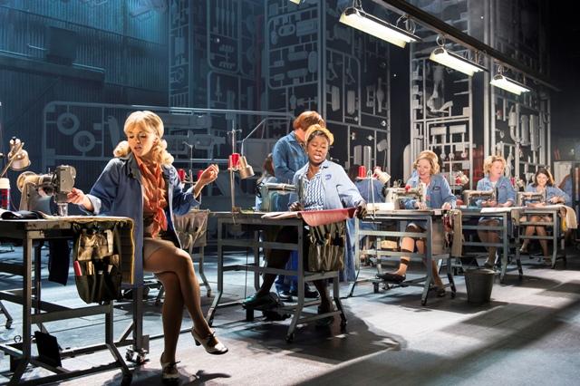 The cast of Made In Dagenham