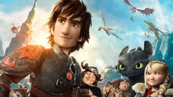 Win one of three copies of How To Train Your Dragon 2 on DVD