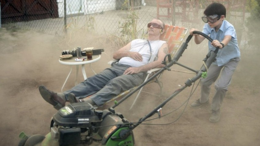 Bill Murray and Melissa McCarthy star in St Vincent