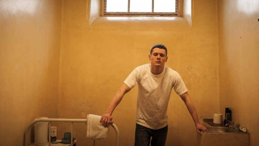 Starred Up is one of the major British films of the year