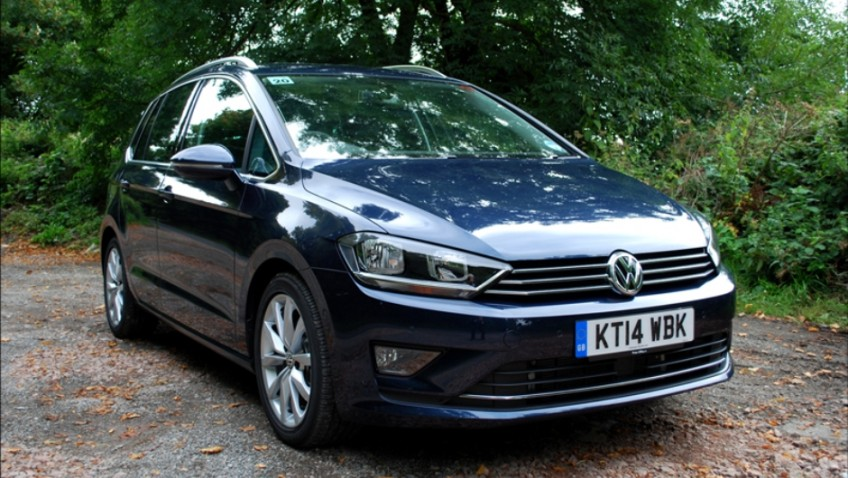 Volkswagen Golf SV – Something for everyone