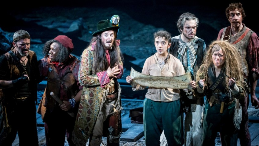 Treasure Island on stage is as dead as the proverbial parrot
