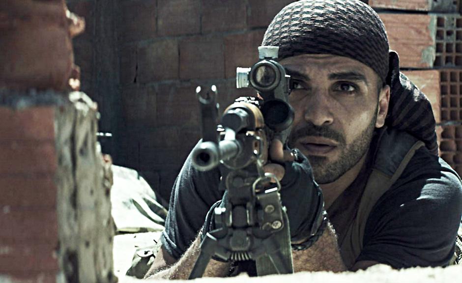 Sammy Sheik in American Sniper - Credit IMDB