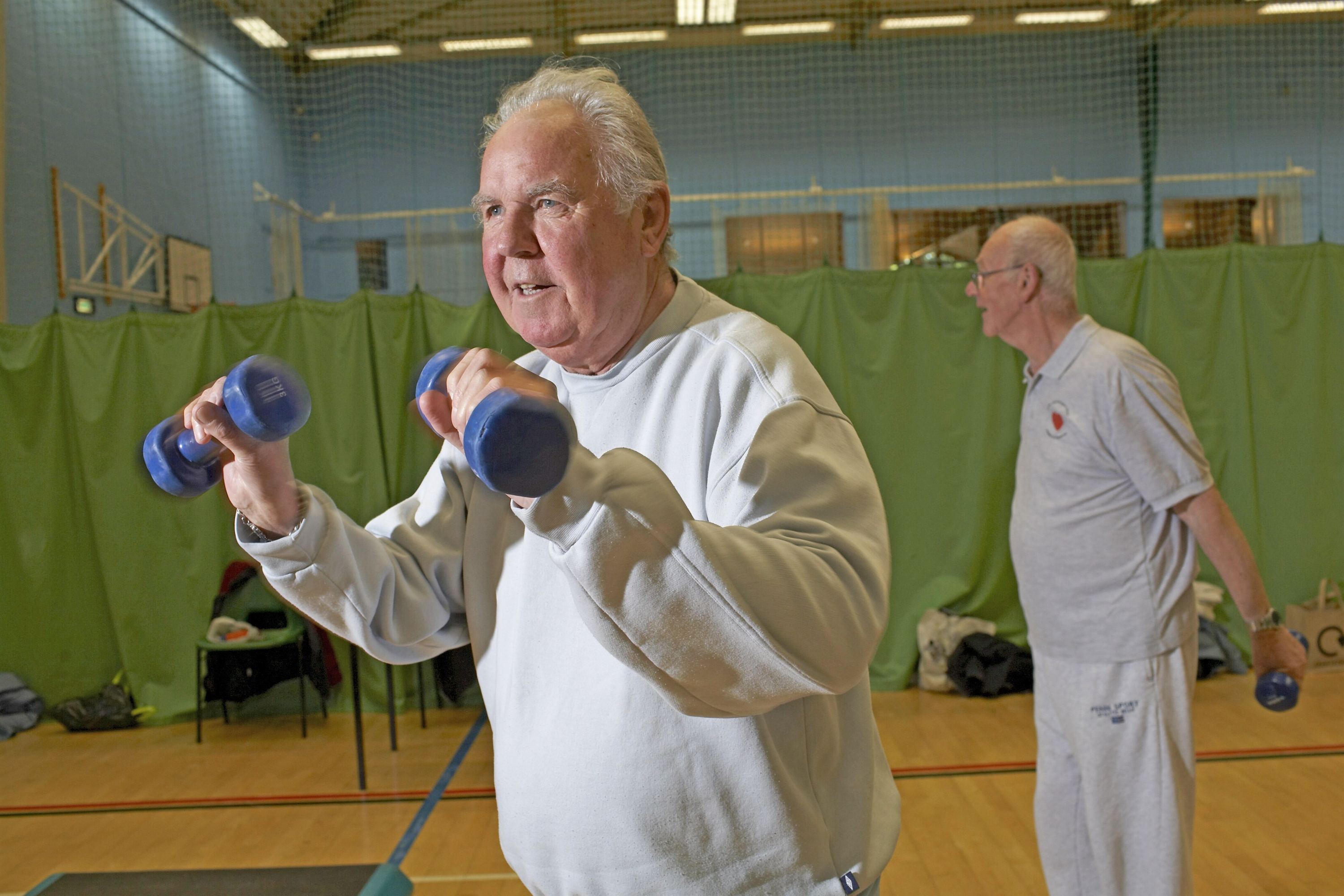 the lack of exercise among senior For senior citizens,  regard to participation in physical activity and exercise the lack of  barriers to participation in physical activity and exercise among .