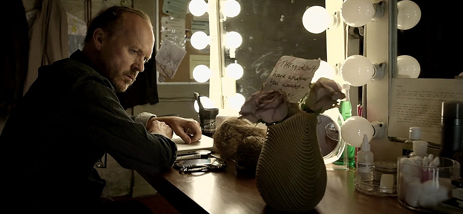 Michael Keaton in Birdman or (The Unexpected Virtue of Ignorance) - Credit IMDB