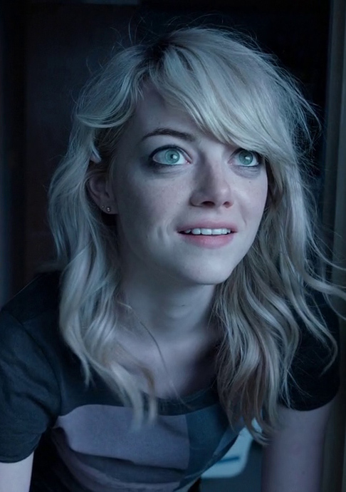 Emma Stone in Birdman or (The Unexpected Virtue of Ignorance) - Credit IMDB